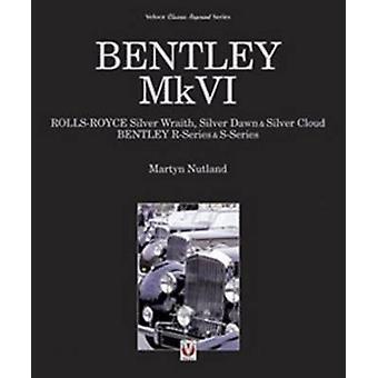 Bentley MkVI - Rolls-Royce Silver Wraith - Dawn en Cloud - Bentley R