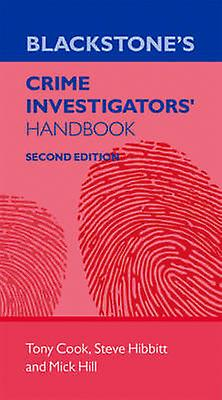 noirstone&s Crime Investigators& Handbook (2nd Revised edition) by T