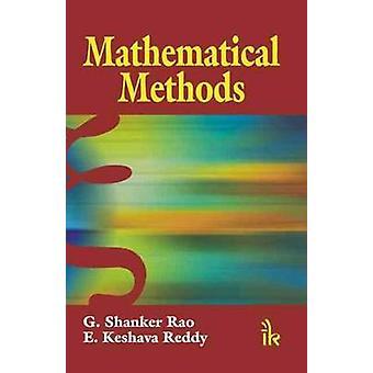 Mathematical Methods by G. Shankar Rao - K. Keshava Reddy - 978938002