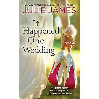 It Happened One Wedding (Ar4 Romance Bonus (Parade))