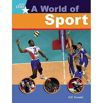 A World of Sports: Turquoise Level (Rigby Star Guided)