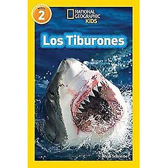 Nationale geografische lezers: Los cd (haaien)