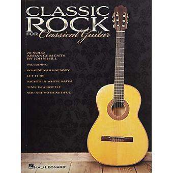 Classic Rock för klassisk gitarr