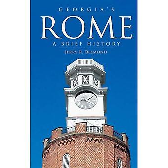 Roma della Georgia: una breve storia