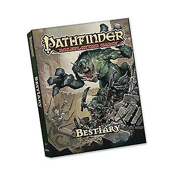 Jeu de rôle Pathfinder: Bestiaire (édition de poche)