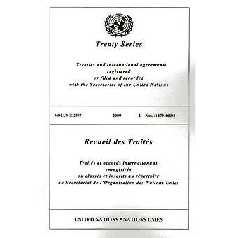Treaty Series 2597 2009 I