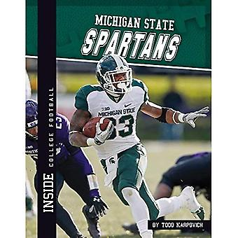 Michigan State Spartans (binnenkant College Football)