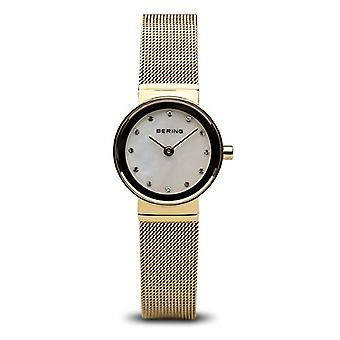 Bering Analog quartz ladies with stainless steel strap 10122-334