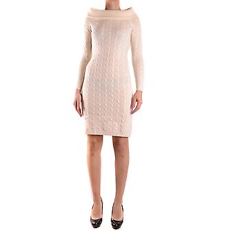 Ralph Lauren White Cashmere Dress