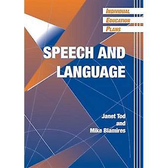 IEPs  Speech  Language by Tod & Janet