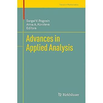 Framstegen inom tillämpad analys av Rogosin & Sergei V.
