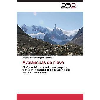 Avalanchas de nieve by Haarth Roberto