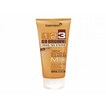 Tannymaxx - 1 2 3 Go Brown! Triple Bronzing Milk (175ml)