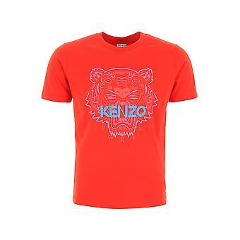 Algodón rojo de Kenzo