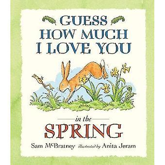 Devine combien je t'aime au printemps