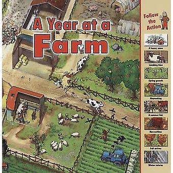 A Year at a Farm by Nicholas Harris - 9781580137980 Book
