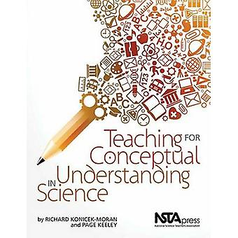 Teaching for Conceptual Understanding in Science by Richard Konicek-M