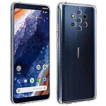 Nokia 9 Pureview Case Original Nokia Fine Protection Case-Translucent