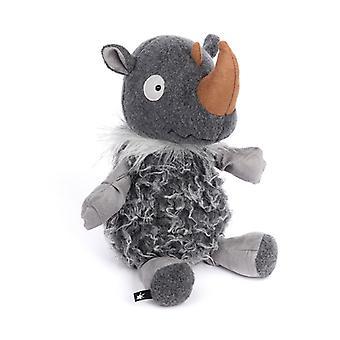 Sigikid Cuddle Rhino Rhino Nino BeastsTown