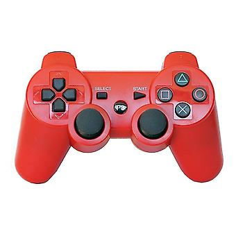 PS3 Wireless Controller-rot