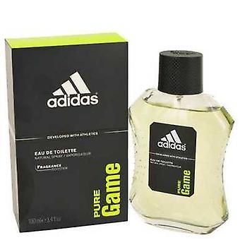 Adidas Pure Game By Adidas Eau De Toilette Spray 3.4 Oz (men) V728-481272