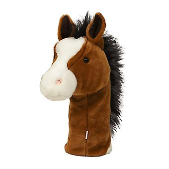 Daphnes Horse Golf driver Headcover