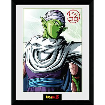 Dragon Ball Z Piccolo ingelijst Collector Print 40x30cm
