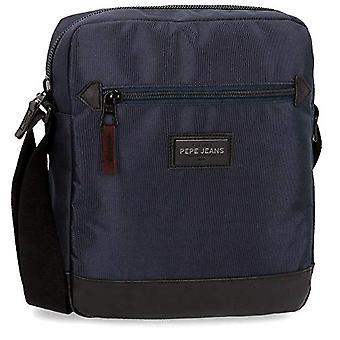 Pepe Jeans Lambert Shoulder bag 27 cm blue (Blue) - 7815661