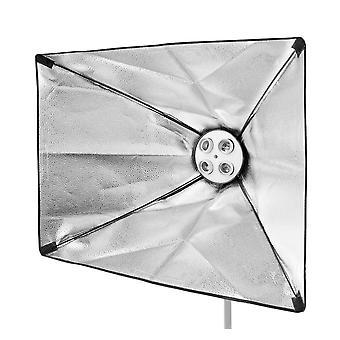 BRESSER SS-19 Softbox 50 x 70 cm für 4 Spirallampen