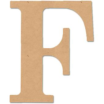 Mdf Classic Font Wood Letters & Numbers 9.5