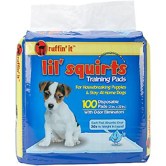 Lil' Squirts Training Pads 100/Pkg- 82100