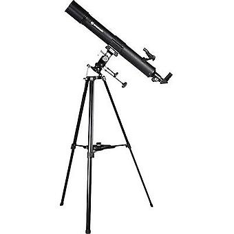Refractor Bresser Optik Taurus 90/900 NG carbon - Linsenteleskop MPM Achromatic, Magnification 45 up to 675 x