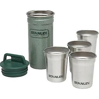 Stanley Camping cooking wear Adventure Becher-Set 4 x 59ml 1 Set 10-01705-001 Stainless steel