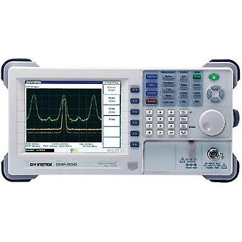 GW Instek GSP-830Spectrum analyzer, spectrum analyzerBandwidth (RBW) 3/30/300 kHz/4 MHz