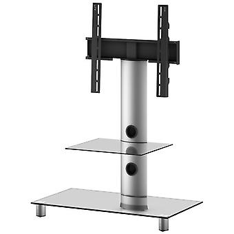 Elbe Furniture Tv Vertical Support Up to 32 '' Crystal Clear