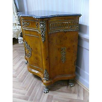 Baroque sideboard Cabinet buffet Rococo MoAl0018