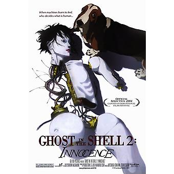 Ghost in the Shell 2 Innocence Movie Poster Print (27 x 40)