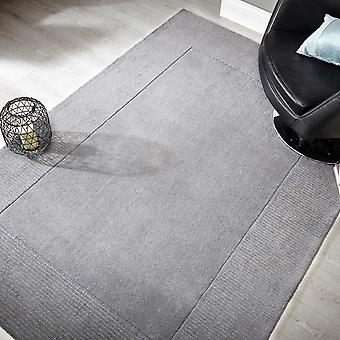 Tuscany Siena Rugs In Light Grey