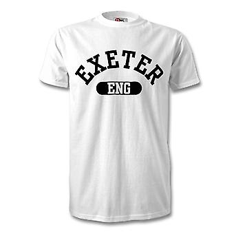 Exeter England City Kids T-Shirt