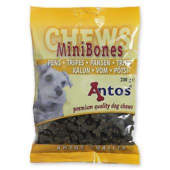 Antos Mini knogler kallun uddannelse godbid 200g (pakke med 14)
