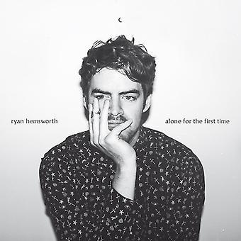Ryan Hemsworth - alene for første gang [Vinyl] USA importen