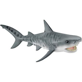 Schleich Tiger shark (Toys , Dolls And Accesories , Miniature Toys , Animals)