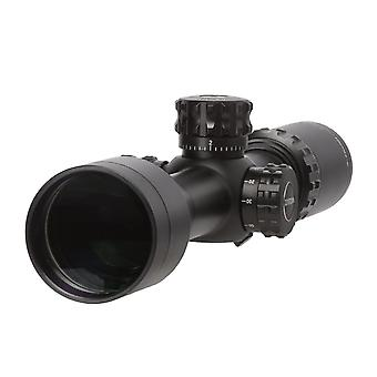 Rifle Scope, Barra Hero 3-15x50, for Hunting and Tactical Shooting[Long Range Precision Mil dot Reticle