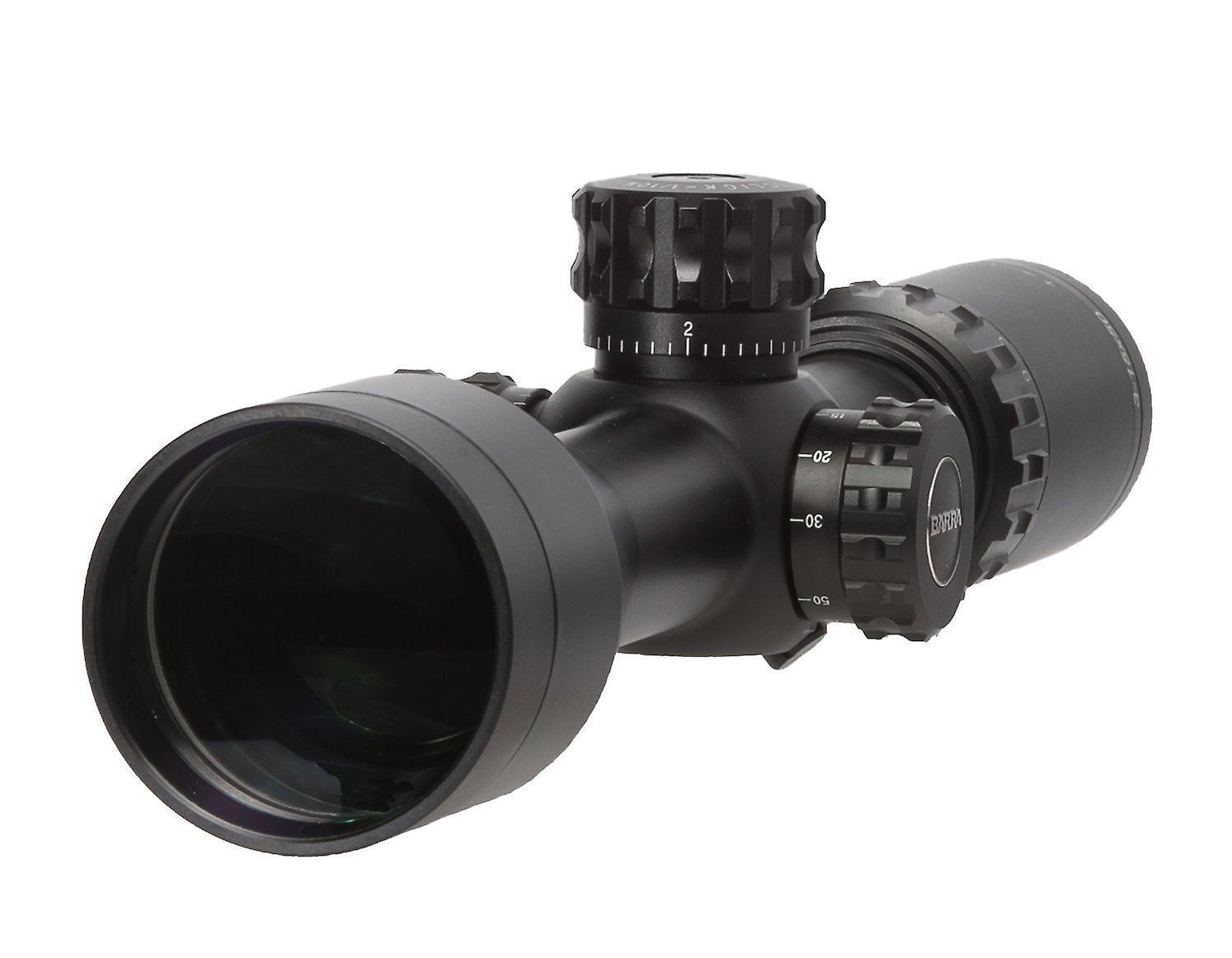 Rifle omfang, Barra Hero 3-15 x 50, for jakt og taktisk skyting [lang rekkevidde presisjon Mil dot Reticle