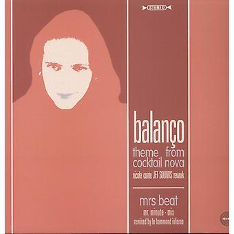 Balanco - tema fra Cocktail Nova/Mrs slå [Vinyl] USA import