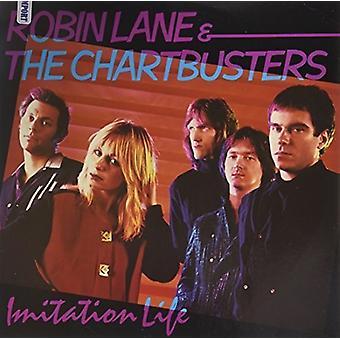 Robin Lane & Chartbusters - imitatie leven [Vinyl] USA import