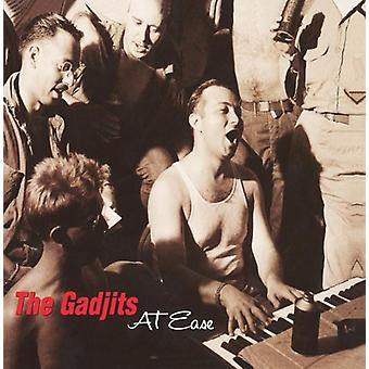 Gadjits - At Ease [CD] USA import
