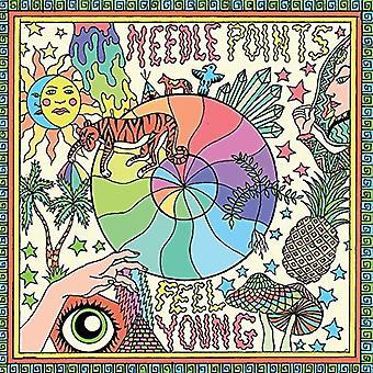 Nål punkter - føler Young [Vinyl] USA import