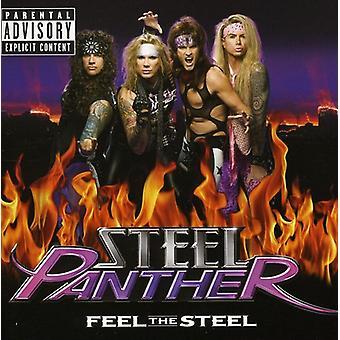 Steel Panther - føler stål [CD] USA importen