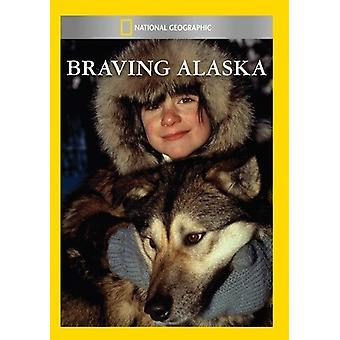 Trotzen Alaska [DVD] USA import